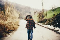 Portraits   Sabrina Caramanico Photography   #back #road #grunge #abruzzo #snow #natura #strada #servizifotografici