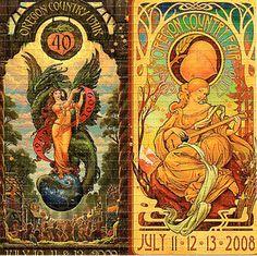 Oregon Country Fair #LSD #blotter