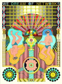 Inspired by comic books, science fiction, horror movies, early video games and computer graphics, artist Jess Johnson imagines a psychedelic world outsid...