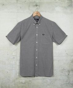 Gingham Shirt by Fred Perry