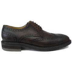 Berwick 1707 zapato blucher pala vega engrasado