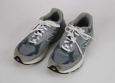 new style 21643 0f7ab New Balance 990 Running Walking Women s Shoes Size 7 Gray Made USA W990GL3   NewBalance  WalkingShoes
