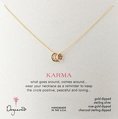 "Dogeared Tiny Sparkle Karma Mixed Metal Necklace, 18"" Dog... https://smile.amazon.com/dp/B00D6DBSY0/ref=cm_sw_r_pi_dp_r-qMxbBH6WZT8"