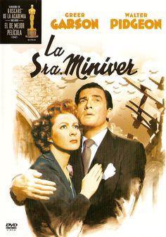 La señora Miniver (1942) EEUU. Dir: William Wyler. Drama. II Guerra Mundial. Familia - DVD CINE 902