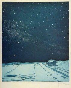 The Linosaurus: Night Sky & Milky Way (part I)