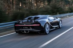 The unbelievable €2.4 million Bugatti Chiron in pictures   The Verge