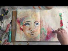 purplemailbox.com: Art. Paint. Journal. Play... New Video!