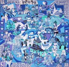 Turquoise 72 Zavbavushka