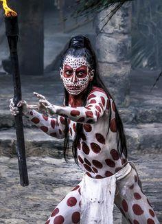Ancient Maya Dance by Wojciech Toman on 500px