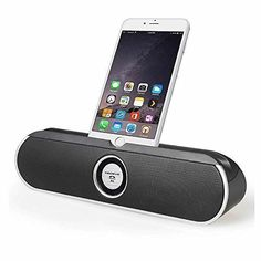 Deals week  TECEVO Wireless Bluetooth Speaker Portable With Stand For iPhone  iPad  Smart Phone  Tablet PC  Powerful Sound With Built-in Microphone Best Selling