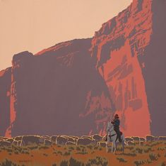 Canyon Walls - Billy Schenk