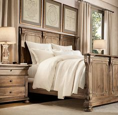 Bedroom Sets Restoration Hardware love everything about the st. james collection at restoration