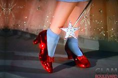 """There's no place like home, there's no place like home,"" Dorothy Gale says to herself, while clicking her heels in The Wizard of Oz. Her ruby red slippers are probably the… Audrey Hepburn, Sherlock Holmes, Stilettos, High Heels, Sexy Bikini, Stuart Weitzman, Most Expensive Shoes, Ruby Red Slippers, Paulo Freire"