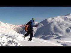 Découverte du speedriding dans la vallée de Chamonix pour tous les amoureux de #parapente en #Haute #Savoie