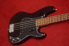 Used Fender Squier Precision Bass, black £149