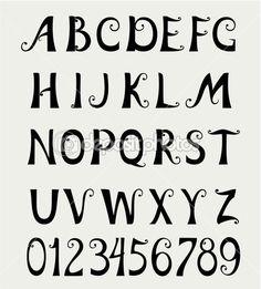 Letterhead Fonts LHF Angel Modern Style