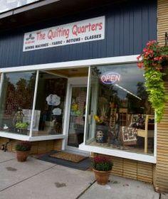 The Quilting Quarters, Almonte, Ontario