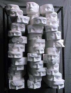 I love anatomy sculptures