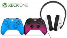 A splash of color: New Xbox accessories are here to brighten up your day Read more Technology News Here --> http://digitaltechnologynews.com Microsoft has announced some brand new Xbox One accessories including new designs for the Xbox One S controller and a special edition headset.  The new designs for the Xbox One S controller don't change anything other than the color bringing two new options to the table but they will still cost you more than the standard controller. Style comes at a…