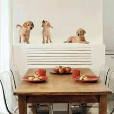 Wall Pops Puppies Wall Decals - CR-54252