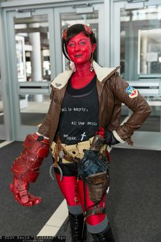 Hellgirl | Denver Comic Con 2014 #dtjaaaam