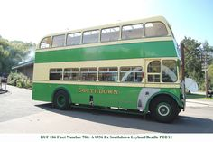 Southdown buses,Fareham.