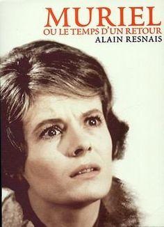 """Delphine Seyrig - """"Muriel ou le temps d'un retour"""" - Alain Resnais (1963)"""