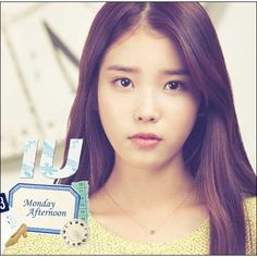 IU / Monday Afternoon【Japan Type B】【CD MAXI】