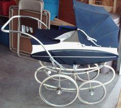 "Pram ""Pedigree"" Stroller Vintage Baby Buggy 1967 Good Condition | eBay"