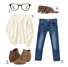 """Sam Edelman Petty boots on """"A Casual Thanksgiving Outfit"""" 