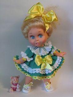 (1) Одноклассники  Galoob baby face doll