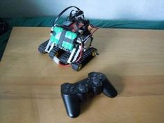 Picture of Use a PS3 Controller to Control an Arduino NXT Bot