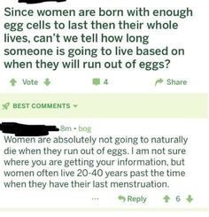 27 Times Idiotic Misogynists Went Full Stupid On Social Media - FAIL Blog - Funny Fails Gross People, Stupid People Funny, Hacking The System, Women Problems, Body Fluid, Best Comments, Life And Death, Funny Fails, Funny Memes