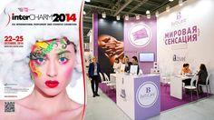Targi Kosmetyczne InterCHARM 2014, 22-25 Październik 2014r, Moskwa, Rosja. [