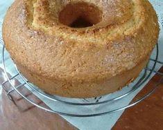 Bizcochuelo fácil, económico y rendidor Receta de Maria Beatriz Perez- Cookpad Bagel, Doughnut, Muffin, Bread, Breakfast, Desserts, Crochet, Cake, Home