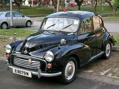 1972 Morris Minor 1000