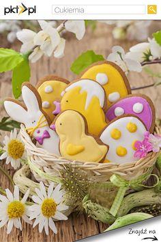 Nie możemy się doczekać, aż w cukierniach pojawią się takie wielkanocne słodkości! :) #WielkanocZpkt #Wielkanoc #Easter #sweets #cukiernia #SprawdzonyPolecony