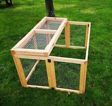 Find great deals for 4 ft X 3 ft x 2 ft Tall Folding Run Rabbit Guinea Pigs Chicken run pen with lid. Shop with confidence on eBay! Small Rabbit, Pet Rabbit, Guinea Pig Run, Chicken Garden, Scottish Islands, Rabbit Hutches, Chicken Runs, Confidence, Shop