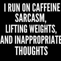 Ummm, that about sums it up. And such a great life it amounts to! Haha