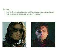 My actual life | Sebastian Stan