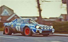 Lancia Stratos (Markku Alen) 1979 Lombard RAC Rally