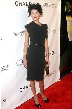 """Created by Coco Chanel, The """"little black dress"""" appeared for the first time in the American Vogue Magazine in 1926. Simple, classic and elegant, it is considered essential to a complete wardrobe by many women and fashion observers.  Before the 1920s, black was often reserved for periods of mourning and considered indecent when worn outside such circumstances. But Coco Chanel succeeded in making this outfit the most popular one by making it accessible for women of all social classes."""