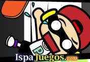 Juego de Survive Popo   JUEGOS GRATIS: Popo esta en problema y a caído en un extraño lugar y a perdido sus monedas, ayudarlo para recuperarlas y esquivar todos los obstáculos que puedas, saltar para esquivarlas y evitar la eliminacion