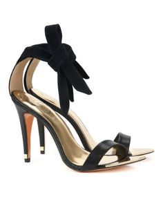 Ankle tie heel / Ted Baker #PinpoinTED