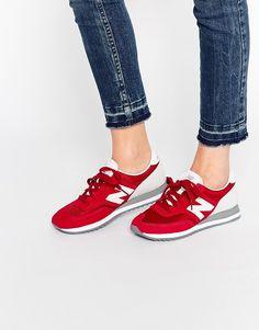 New Balance 620 rojas