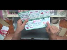 ▶ Cards made with CTMH Artbooking Cartridge - YouTube