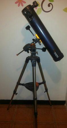 Mi telescopio.  Adri Costa Rica♥