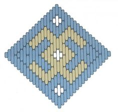 sorcha715: German Brick Stitch pattern #1