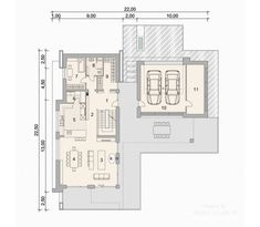 Modern Villa Design, Stone Facade, Home Catalogue, A Frame House, Types Of Houses, Home Projects, Planer, Building A House, Architecture Design