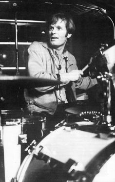 Martin Chambers - drummer for Pretenders, who, along with Chrissie Hynde, was the group's only long tenured member.